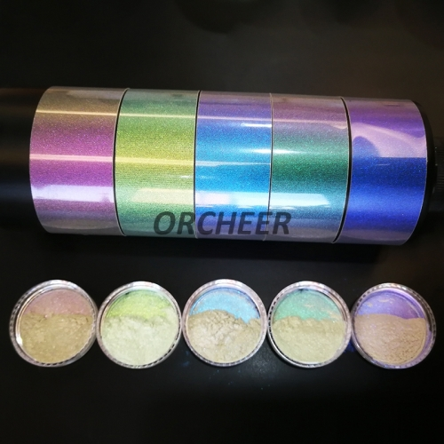 Chameleon Iridescent effect pearl pigment
